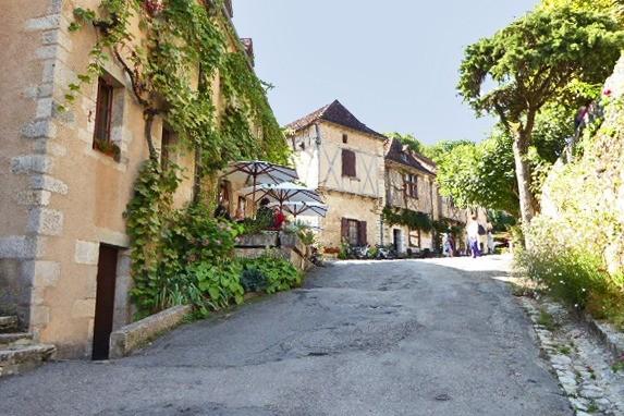 Saint-Cirq-Lapopie, a Plus Beau Village