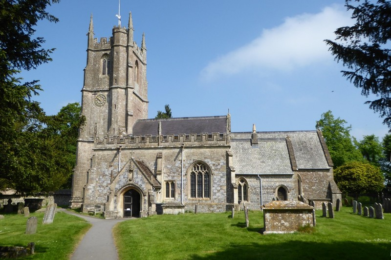 St. James Church in Avebury