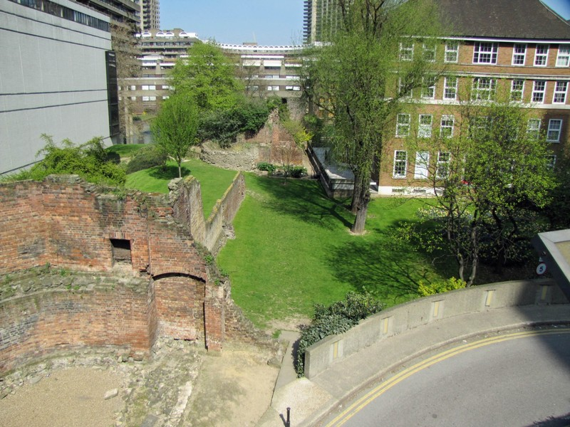 City Wall - London