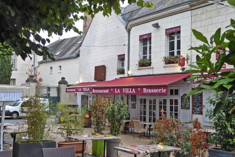 La Villa Restaurant in Montrichard