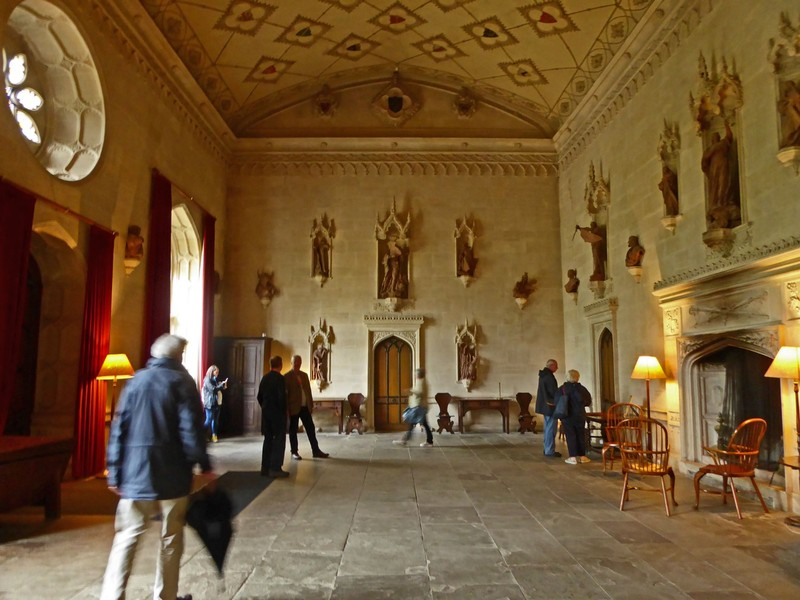 The Great Hall - Lacock Abbey