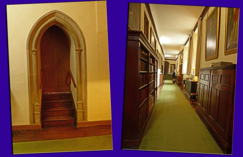 Lacock Abbey - Interior
