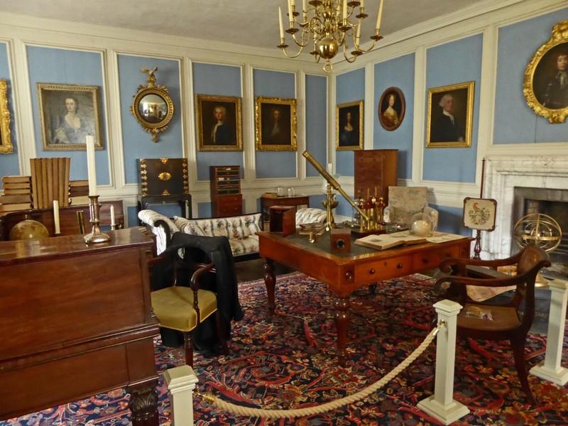Lacock Abbey - House Interior