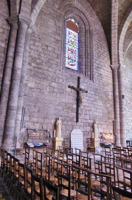 Basilique de Saint-Sauveur at Rocamadour