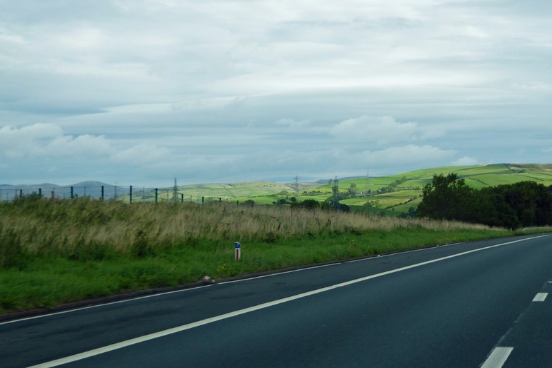 Driving from Dalton-in-Furness to Pickering
