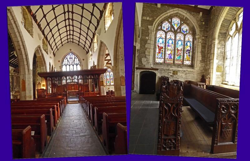 St. Fimbarrus Church in Fowey