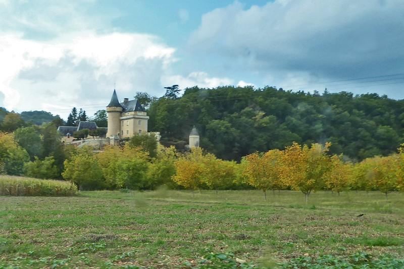 Château de Campagne in the Dordogne