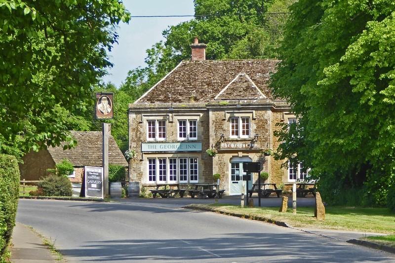 The George Inn - Sandy Lane