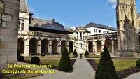 La Psalette Cloisters beside Cathedral Saint-Gatien