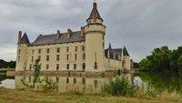 Château du Plessis-Bourré - back