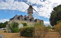 The Windmill near Brissac