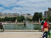 Grand Basin Rond in the Tuileries Gardens