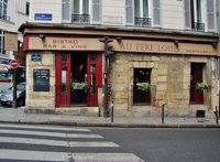 Walking along rue Monsieur le Prince