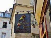 La Dernière Goutte, a wine tasting shop