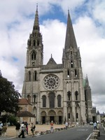 Cathedral Notre-Dame de Chartres