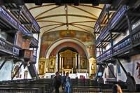 Interior of Eglise Saint-Martin-de-Sare