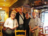 Kate-maryimelda, Mike-mikebb, Jill & my husband - Paris