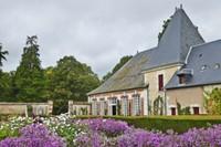 Château de Cheverny potager garden