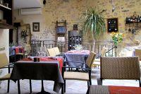 Les Calicots Restaurant in Fabrezan near Lagrasse
