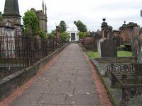 Robert Burns Tomb in Dumfries