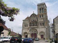 Vézélay, Basilique Ste. Madeleine in Burgundy