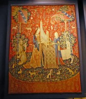Lady and the Unicorn Tapestry - Hearing