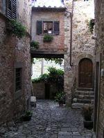 Montefioralle near Greve in Chianti