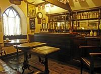 Pub interior - Beck Isle Museum