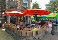 Caffe Riva in Bowness-in-Windermere