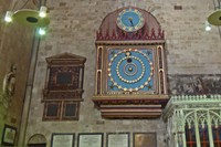 Astronomical Clock in Exeter Cathedral