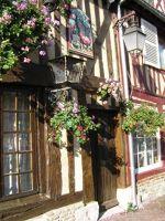 Cider Bar in Beuvron-en-Auge