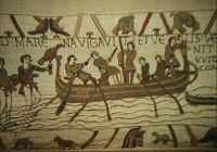 The Bayeux Tapestry in Bayeux