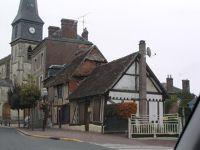 Livarot, the village