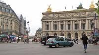 Palais Garnier, the Garnier Opera in Paris