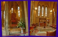 Cathedral of the Blessed Virgin Mary in Truro - Interior