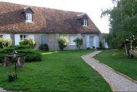 Gite at Domaine de la Chapelle near Montrichard in the Loire Valley