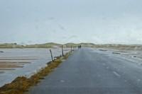 The Causeway to Lindisfarne (Holy Island)