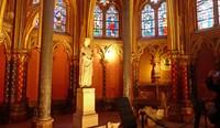 Lower Chapel at Sainte-Chapelle, Paris