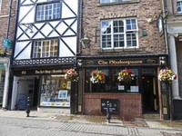 The Shakespeare Restaurant on Saddler Street, Durham