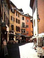 Old Town Annecy - Annecy