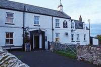 The Crown and Anchor on Lindisfarne (Holy Island)