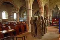 Fenwick Lawson sculpture