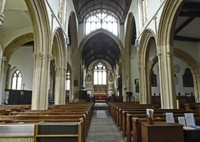 St. Cyriac's Church - Lacock