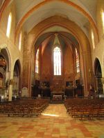L'Eglise St. Michel in Lagrasse