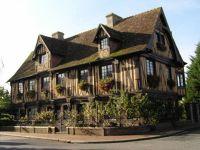 Beuvron-en-Auge, typical house