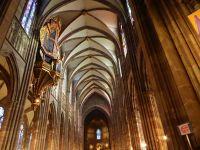 Strasbourg Cathedral organ - Strasbourg