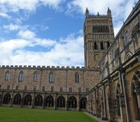 Cloister of Durham Cathedral