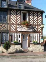 Cafe du Coiffeur - F. Vincent in Beuvron-en-Auge