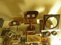Stereopticon at the Beck Isle Museum