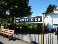 Buckfastleigh Station for the South Devon Railway